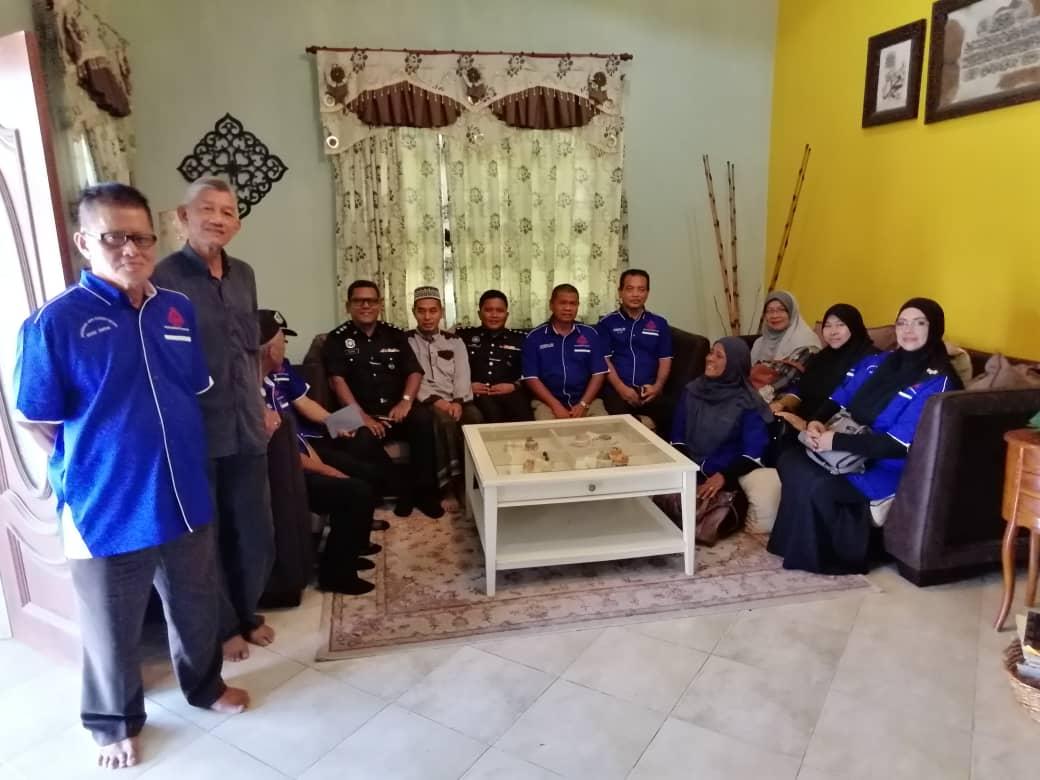Lawatan Presiden ke Besut, Terengganu